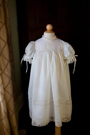 The Charlotte Heirloom Dress