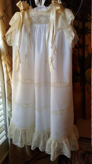 The Alana Heirloom Dress