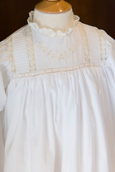 The Bailey Christening Gown