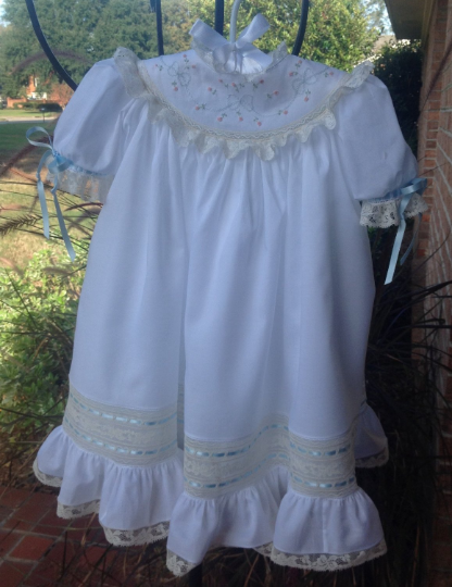 The Victoria Heirloom Dress