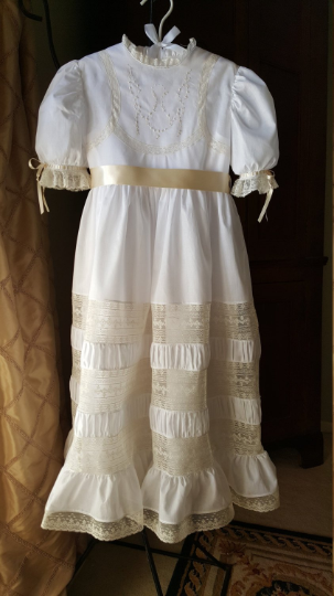 The Theresa Heirloom Dress
