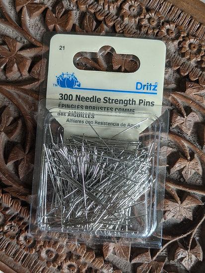 Dritz Needle Strength Pins