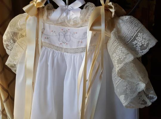 The Kinsley Heirloom Dress