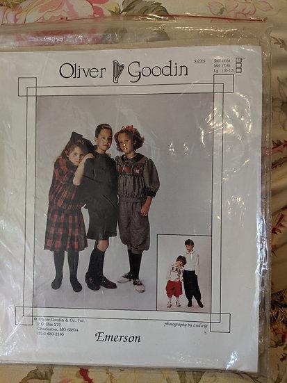 "Oliver Goodin ""Emerson"" pattern"