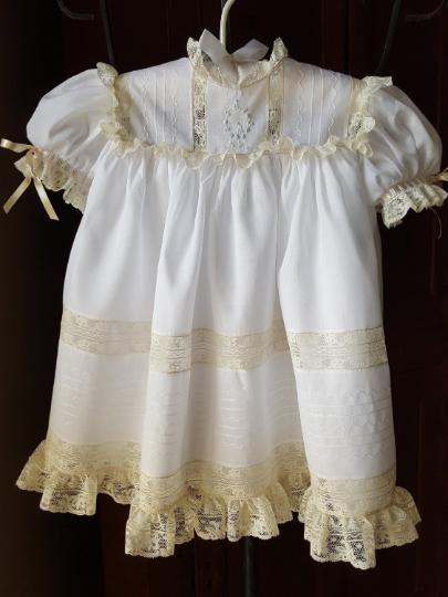The Freya Heirloom Dress