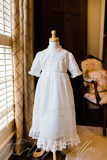 The Noa Heirloom Dress ~~ $995