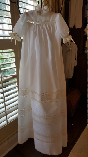 The Kenley Christening Gown ~~ $725