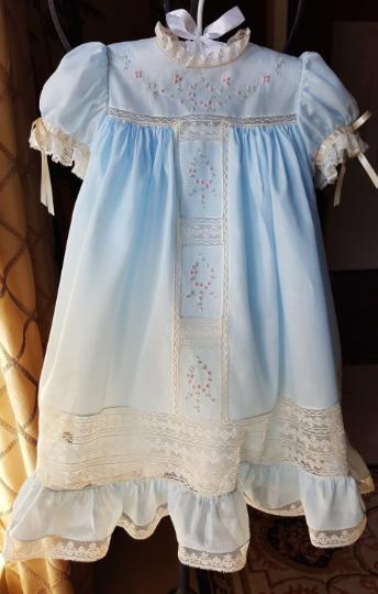 The Sandra Heirloom Dress