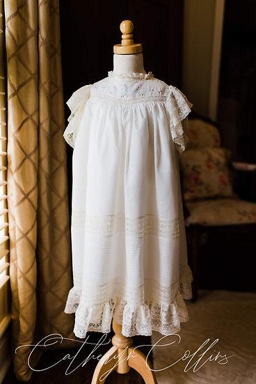 The Vivienne Heirloom Dress ~~ $975
