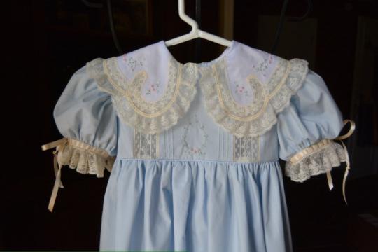 The Aubrey Heirloom Dress