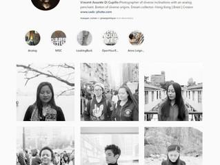Top 5 des comptes Instagram à suivre  juin 2018