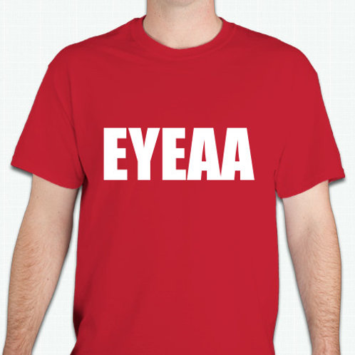 Red EYEAA T-Shirt