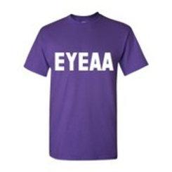 Purple EYEAA T-Shirt