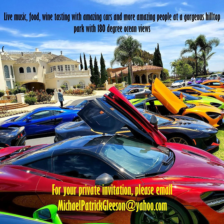 Southern California: August 7 - Cars and Castles