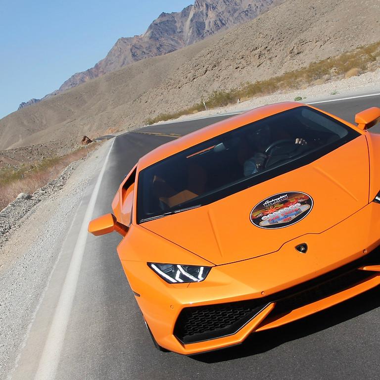 Southern California: Oct 22-25 Orange County to Las Vegas