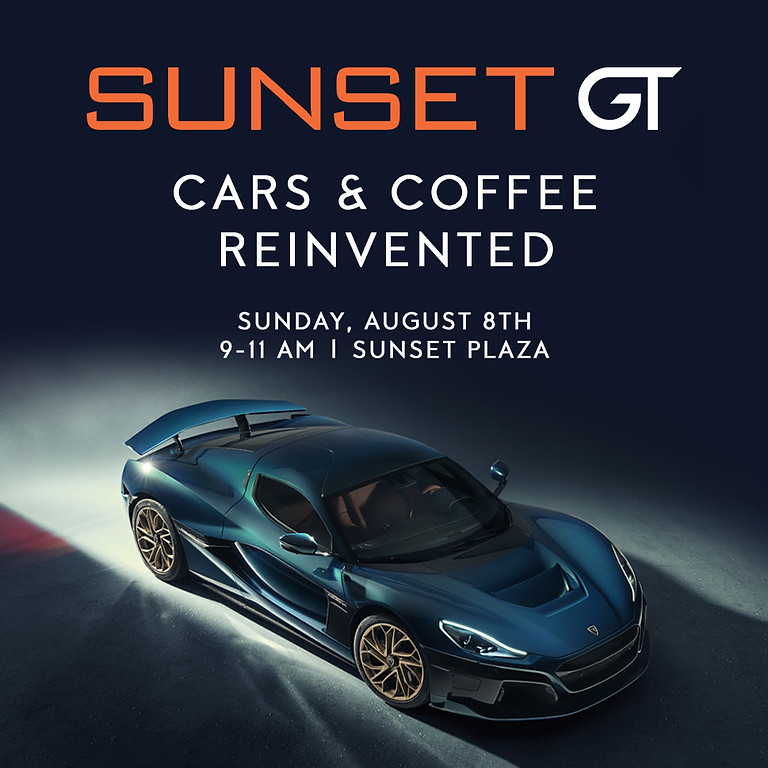 Southern California: August 8 (LA) - Sunset GT