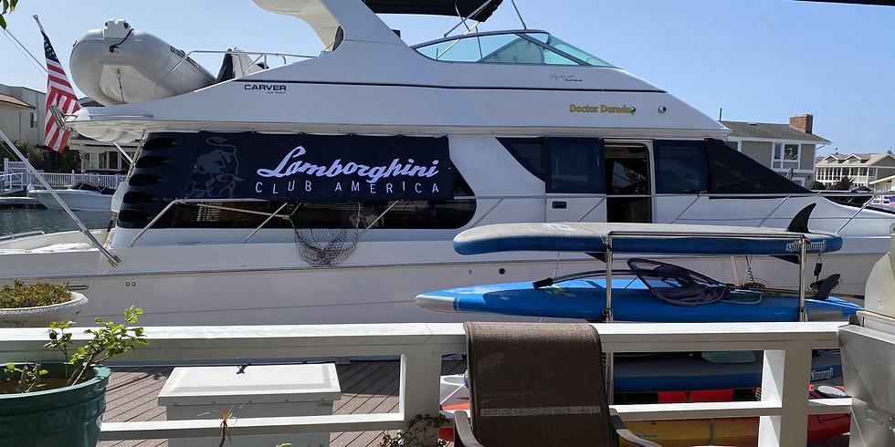 Southern California: May 22 - Huntington Beach Yacht Cruise