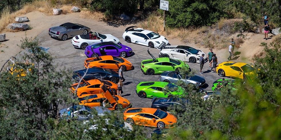 Southern California: November 6 - Palomar Mountain