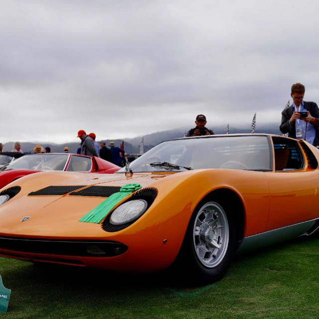 Southern California: August 12-16 Monterey Car Week