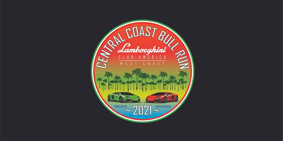 West Coast: Sept 24 - 28 Central Coast Bull Run