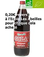 Cola et limonades bio sur LeMagaBio