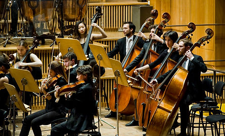 The Silk Road Symphony Orchestra