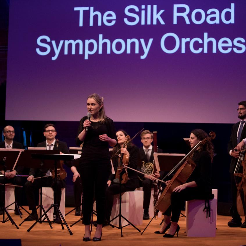 Miri Ziskind introducing the SRSO