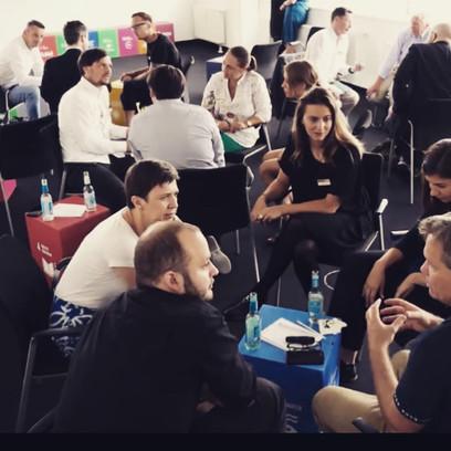 RL's meeting in Berlin                        @BMW Foundation HQ