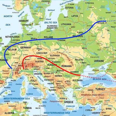 #EuropeanSilkRoad