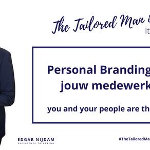 Het belang van Personal Branding voor werknemers.