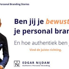Ben jij je ervan bewust dat je een Personal Brand hebt?