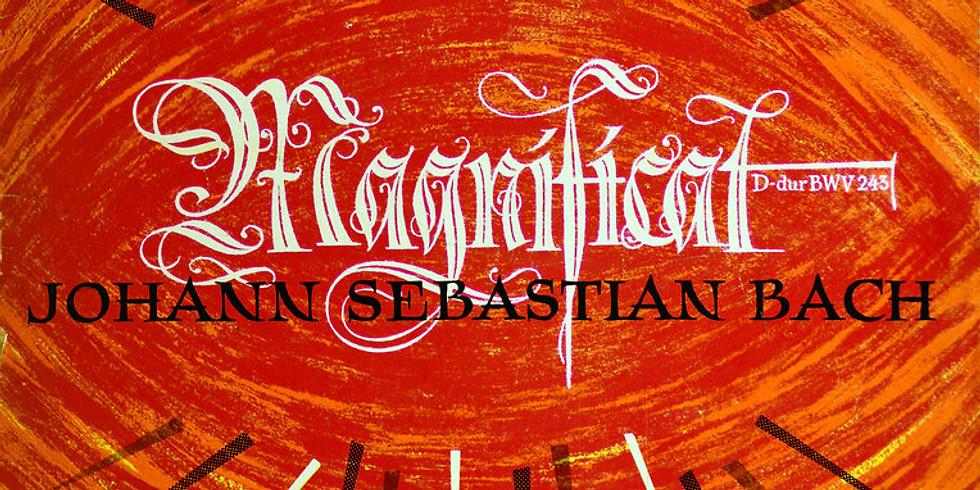 Magnificat und Kantate 61 - J. S. Bach