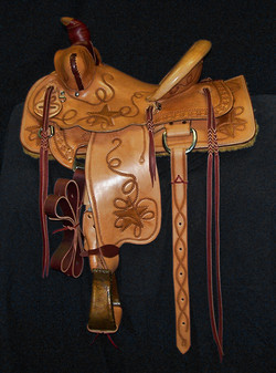 Custom Saddle