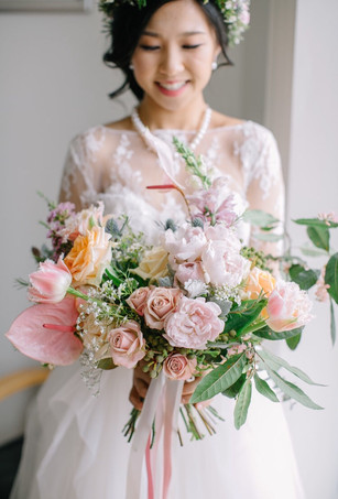Bride: Vanessa