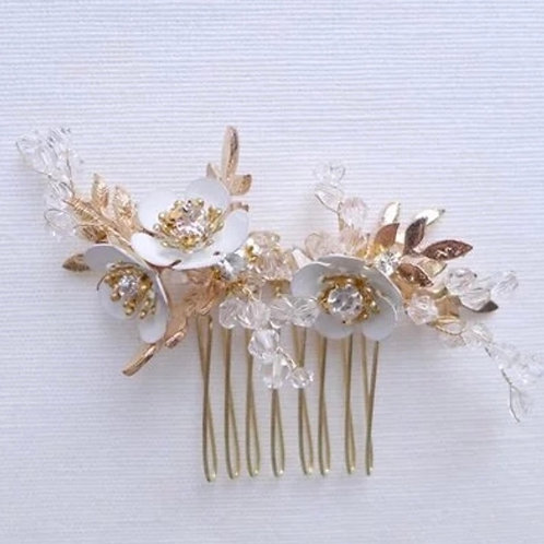 Frosted trinkets Hair Comb