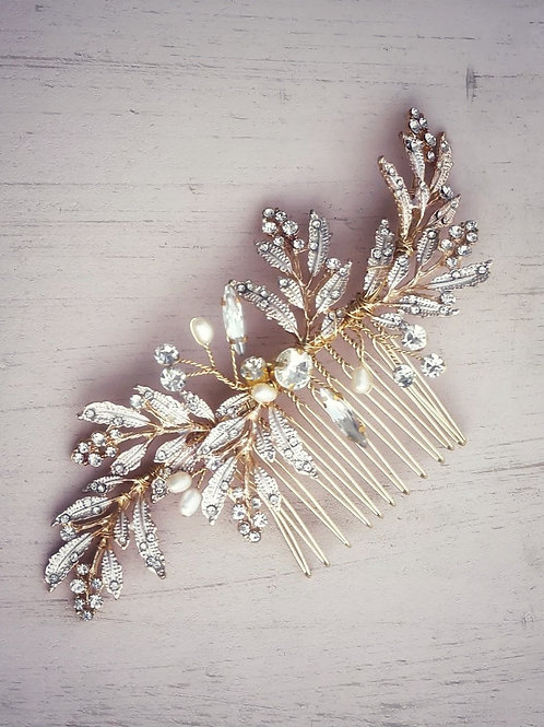 Rosegold Alisia Hair Pin