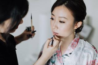 Makeup & Hair: Mariane Photographer: Russell Stafford