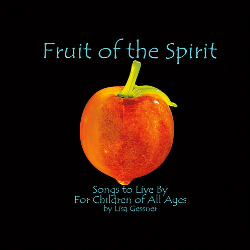 Fruit of the Spirit CD