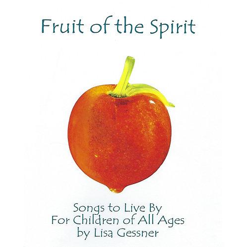 Fruit of the Spirit - Teacher Songbook