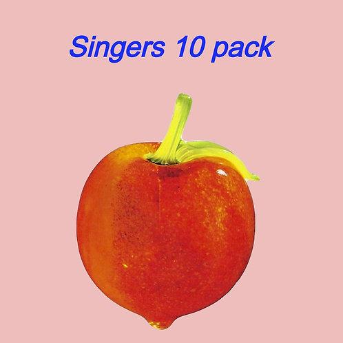 Fruit of the Spirit - Singer's Edition 10 pack