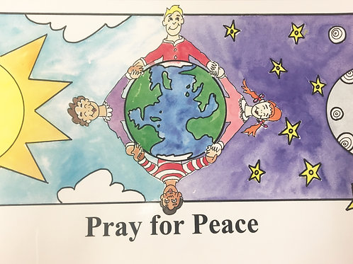 Peace Song Cards