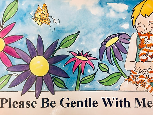 Gentleness Song Cards
