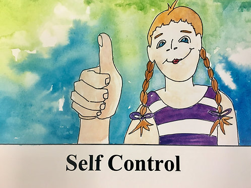 Self Control Song Cards