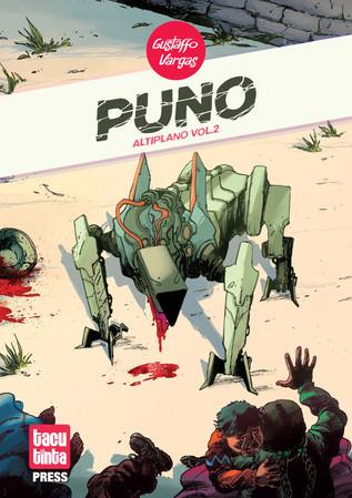 PUNO Cover