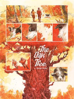 The Oak Tree page 1