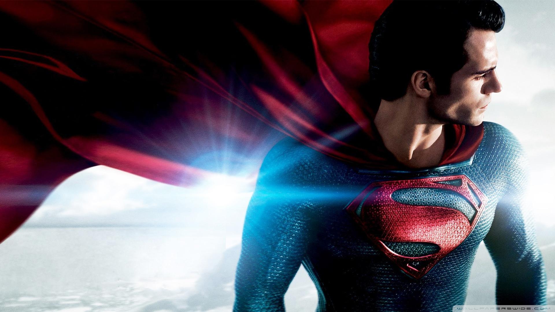SUPERMAN DESTROYED