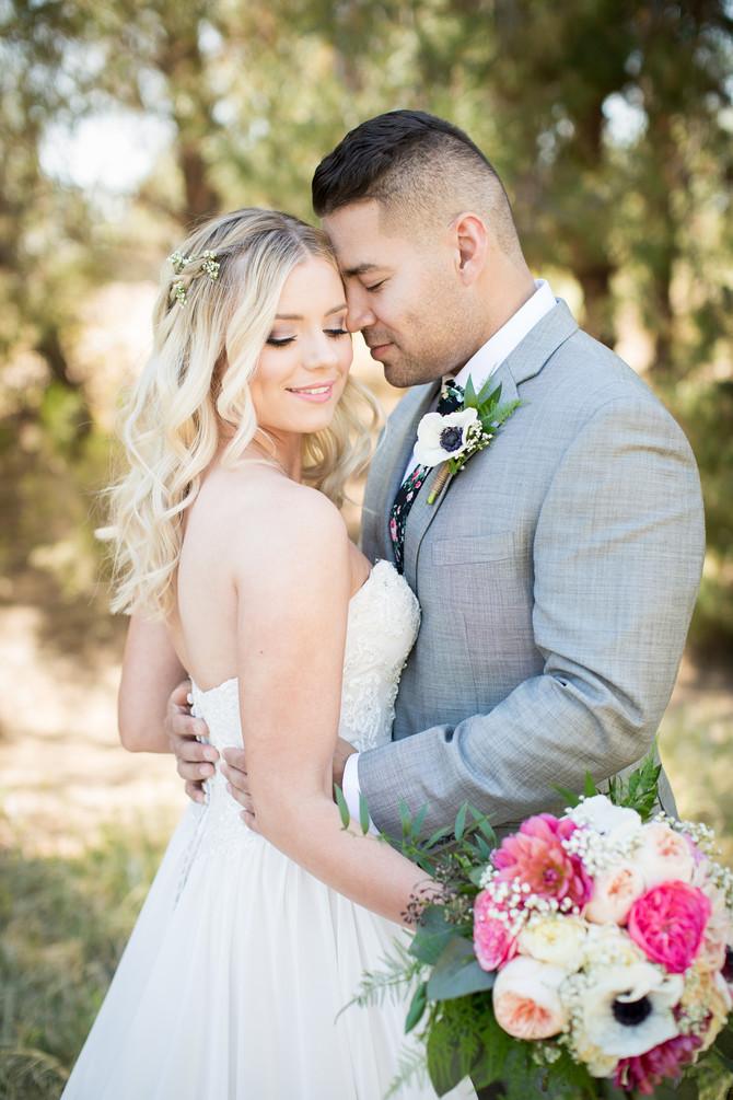Mariah & Luis Wedding - Arizona Weddings Magazine Feature
