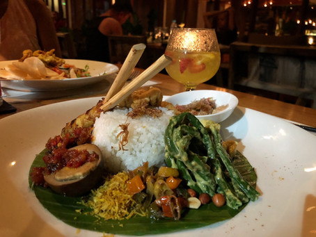 Budding through Balinese cuisine - Traditional eats to try in Bali!