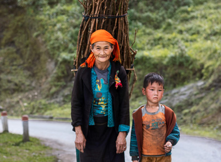 An encounter with the ethnic tribes of the Ha Giang province, Vietnam  - Hmong and Tay community.