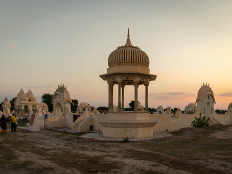 A photo essay of Churu, Rajasthan - The Town with a glorious past and a garbled present.